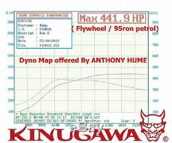 Kinugawa Turbocharger Mitsubishi EVO 9 TD06SL2-20G 3 Anti Surge + Billet Wheel