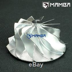 MAMBA 3 TD05 TD06 18G Anti surge compressor housing + GTX 11+0 billet wheel