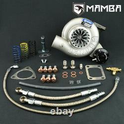 MAMBA 9-11 3 Anti Surge Turbocharger For GMC Typhoon Syclone 4.3L TD06S-18G 8cm
