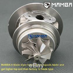 MAMBA 9-11 3 Anti Surge Turbocharger For GMC Typhoon Syclone 4.3L TD06S-20G 8cm