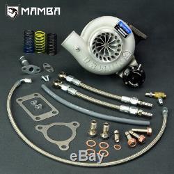 MAMBA 9-11 3 Anti Surge Turbocharger For GMC Typhoon Syclone LB4 TD06S-20G 10cm