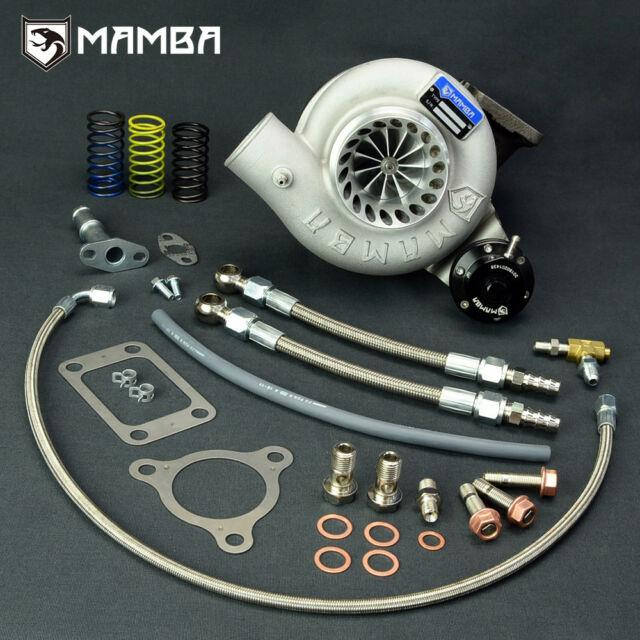 Mamba 9-11 3 Anti Surge Turbocharger For Gmc Typhoon Syclone Td06s-gt3076 10cm