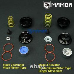 MAMBA 9-11 Billet Turbo For Nissan TD42 GU 3 Anti Surge TD05H-16G 6cm T3 V-Band