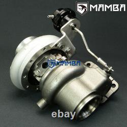 MAMBA 9-11 Billet Turbo For Nissan TD42 GU 3 Anti Surge TD05H-18G 6cm T3 V-Band