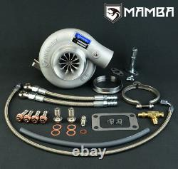 MAMBA 9-11 GTX Billet Turbocharger 3 Non Anti Surge TD06SL2-20G T3 8cm V-Band