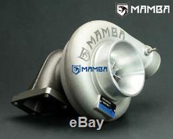MAMBA 9-11 GTX Non Anti Surge Turbocharger 4 TD06SL2-25G with 8cm T3 V-Band Hsg