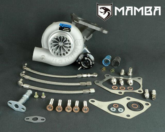 Mamba 9-11 Turbocharger Fit Subaru Gdb Type C 3 Anti Surge Td05h-18g Twin Entry