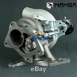 MAMBA 9-11 Turbocharger FIT SUBARU WRX STI 3 Anti Surge TD06SL2-20G Twin Entry