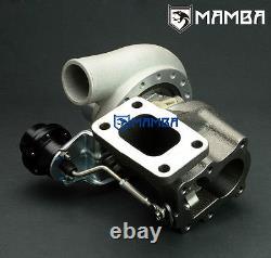 MAMBA 9-6 Bolt-On 3 anti surge Turbocharger For Nissan TD42 GQ TD05H-16G / 6cm