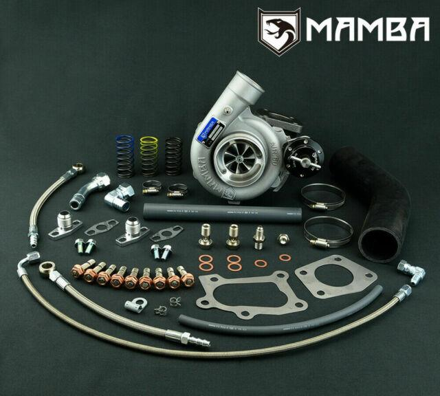 Mamba Anti Surge Gtx2871r Ball Bearing Turbo Fit Speed 3 6 Cx7 Cx9
