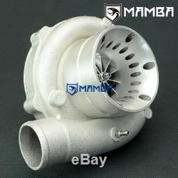MAMBA Ball Bearing GT3076R BIllet CHRA with 4 A/R. 60 Anti Surge Upgrade Garrett