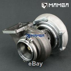 MAMBA Ball Bearing GTX Turbocharger 4 Anti Surge GT3582R +. 86 T4 3 V-Band Hsg