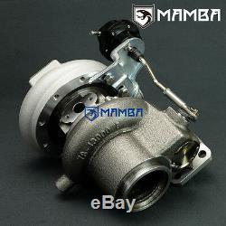MAMBA Billet Turbocharger 3 Anti Surge TD05H-16G with 6cm T3 V-Band Intel' Gate