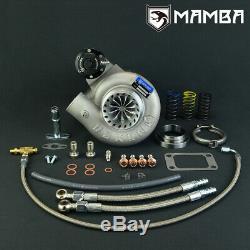 MAMBA Billet Turbocharger 3 Anti Surge TD05H-18G with 6cm T3 V-Band Intel' Gate