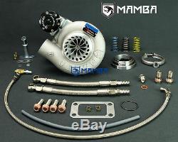 MAMBA Billet Turbocharger 3 Anti Surge TD05H-20G with 8cm T3 V-Band Intel' Gate