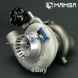 MAMBA Billet Turbocharger 3 Anti Surge TD06SL2-20G with 10cm T3 V-Band Intel Gate