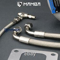 MAMBA GTX Anti Surge Turbocharger 4 TD06SL2-25G with 10cm T3 V-Band Housing