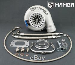 MAMBA GTX Anti Surge Turbocharger 4 TD06SL2-25G with 8cm T3 V-Band Housing