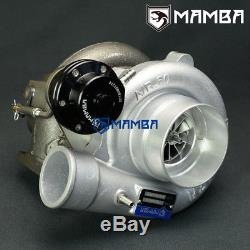 MAMBA GTX Ball Bearing Turbocharger 3 Anti Surge GT2860RS 62T with. 86 T25 IG Hsg