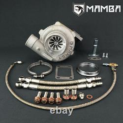 MAMBA GTX Ball Bearing Turbocharger 3 Anti Surge GT2967 90T with. 64 T3 V-Band