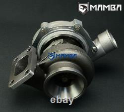 MAMBA GTX Ball Bearing Turbocharger 3 Anti Surge GTX2863R with. 61 T25 V-Band Hsg