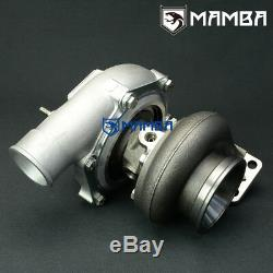 MAMBA GTX Ball Bearing Turbocharger 3 Anti Surge GTX2867R with. 61 T25 V-Band Hsg