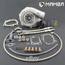 MAMBA GTX Ball Bearing Turbocharger 3 Anti Surge GTX3071R with. 64 T25 Hsg 60mmTW