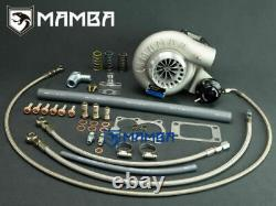 MAMBA GTX Billet BoltOn Turbocharger for Nissan TD42 3 Anti surge TD05H-18G w