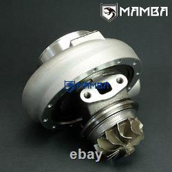 MAMBA GTX Billet Turbocharg T67-25G CHRA with 4 Anti Surge Cover