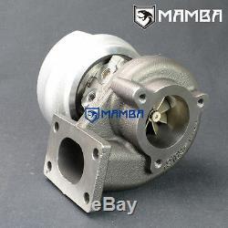 MAMBA GTX Billet Turbocharger 2.5 Anti Surge + 6cm T25 External Gate TD04HL-19T
