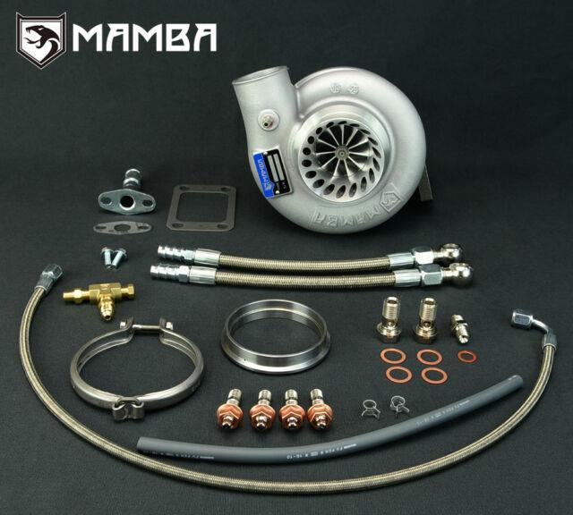 Mamba Gtx Billet Turbocharger 3 Anti Surge Td05h-16g With T3 10cm V-band Hsg
