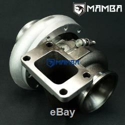 MAMBA GTX Billet Turbocharger 3 Anti Surge TD06H-GT3076R with T3 12cm V-Band Hsg