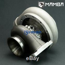 MAMBA GTX Non Anti Surge Turbocharger 4 TD06SL2-25G with 10cm T3 V-Band Housing
