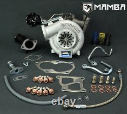 MAMBA GTX Turbocharger 3 Anti Surge Mitsubishi 4G63T EVO 49 TD05HR-20G with Kit