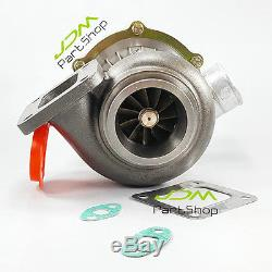 New Turbo Charger T4 Turbine AR96.70 A/R Water Cold V-Band Anti-Surge 800+ hp