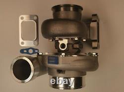 Performance Turbolader T3 0.82 A/R V-band. 70 cold GTX3582R Ceramic Ball Bearing