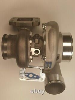 Performance Turbolader T3.63 A/R Dual Ceramic Ball Bearing GTX3582R Turbo. 70