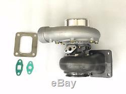 Performance billet compressor wheel T66 GT35 GT3584 turbocharger. 70 A/R. 68 A/R