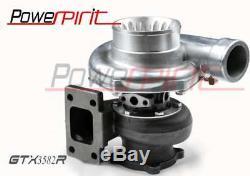 Power Spirit Gtx3582r Anti-surge Ball Bearing Gtx 600hp T3 Turbocharger