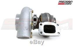 Precision Sp 6766 HP Cea T4 V-Banda/r. 96 Bearing Anti-Surge Billet Turbo