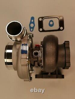 Racing Billet Turbocharger GTX3576R GT35 A/R. 60 dual Ball Bearing T3.82 4 bolt