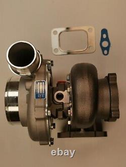 Racing Turbo charger GTX3576R GTX3076R A/R. 60 dual Ball Bearing T3.82 4 bolt