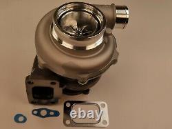 Racing Turbocharger A/R. 60 cold T3 Ceramic Ball Bearing A/R 1.06 GT35 GTX3576R