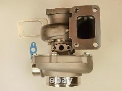 Racing Turbocharger GTX3071R A/R. 82 4 bolt dual ball bearing billet T3 A/R. 60