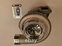 Racing billet Turbocharger T3 0.82 A/R V-band GTX3582R Dual Ceramic Ball Bearing