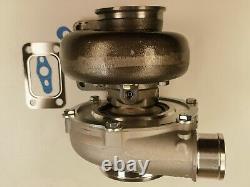 Racing turbo GTX3576R GTX35 A/R. 60 Ball Bearing Turbocharger T3 1.06 A/R V-band