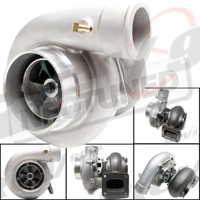 Rev9 Tx-66-62 Turbocharger. 68 Ar T4 Flange/3 V-band Exhaust Flange Anti Surged