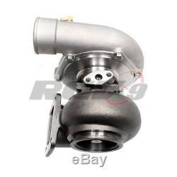 Rev9 TX-72-68 T72 TurboCharger Turbo Anti Surged T4 AR70.96 3 V band 700hp