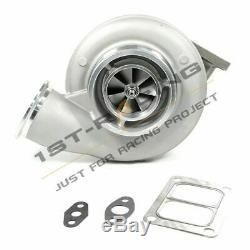 S400SX4-75 S475 Turbo T6 Twin Scroll 1.32A/R 171702 550-1000HP Turbocharger New
