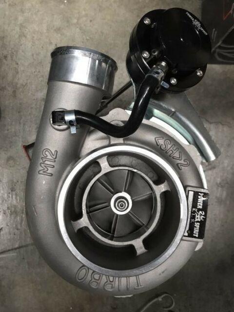 Sale Brand New Gt3540 Gt3582 T3 550hp Turbo Turbocharger Anti Surge Universal